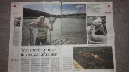 IJmuider Courant en Noord Hollands Dagblad