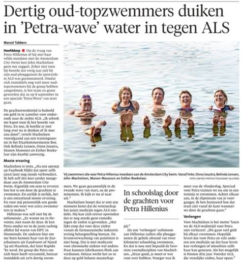 Haarlems Dagblad 20190831