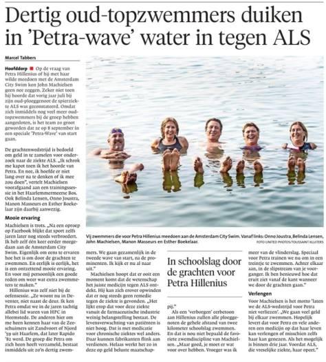 Haarlems Dagblad 20190831